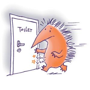 egel wc